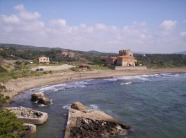 Spiaggia Ansedonia - Orbetello