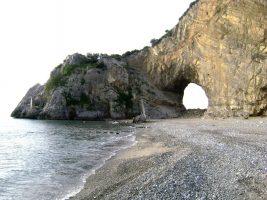 Spiaggia Arco Naturale di Palinuro, Cilento