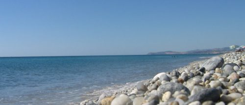 Spiaggia di Ardore Marina
