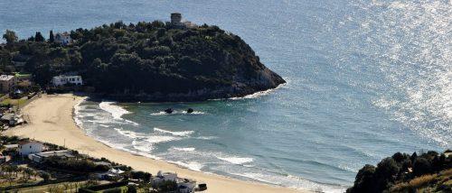 Spiaggia dell'Ariana - Gaeta - Lazio