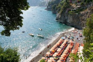 Spiaggia Arienzo - Positano - Costiera amalfitana