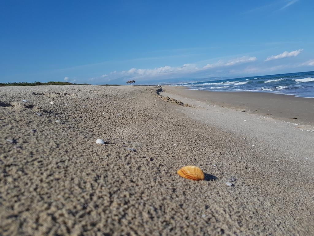 Spiaggia Augusta - Siracusa - Sicilia