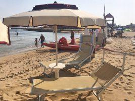 Spiaggia Baia dei Camerini - Villanova - Puglia