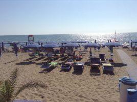 Spiaggia Baia Domizia - Campania