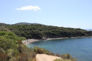 Spiaggia Barabarca - Isola Elba