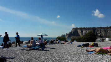 Spiaggia Barcola di Trieste - Friuli-Venezia Giulia