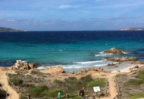 Spiaggia Bassa Trinità - Maddalena - Sardegna