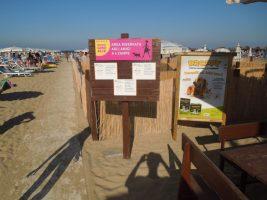 Spiaggia Bellariva di Rimini, Riviera Romagnola