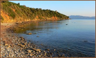 Spiaggia Bengodi - Fonteblanda - Talamone