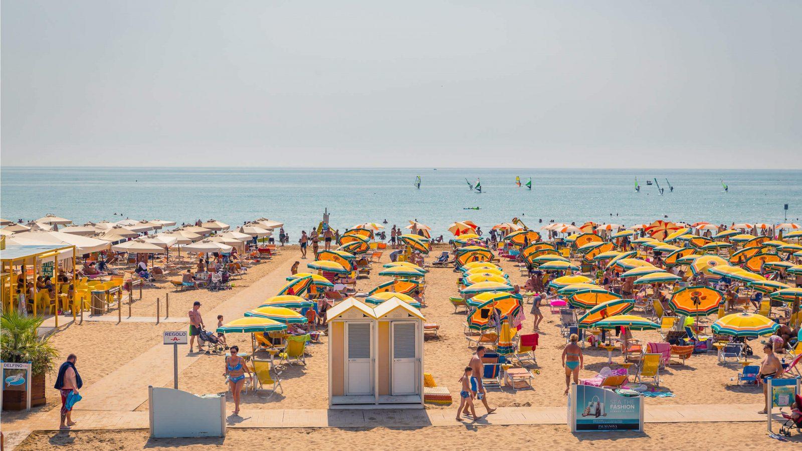 Spiaggia di Bibione Pineda