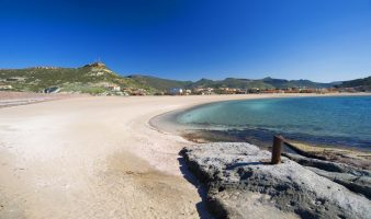 Spiaggia di Bosa Marina - Sardegna