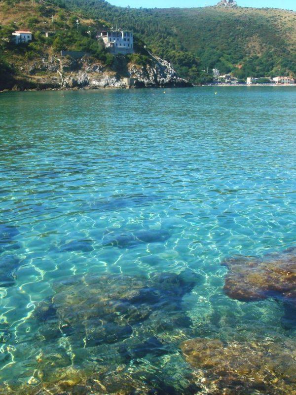 Le più belle spiagge del Cilento