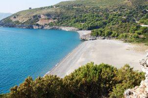 Spiaggia Cala Arconte - Marina di Camerota - Cilento