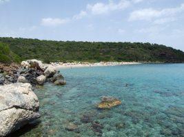 Spiaggia Cala Cartoe - Sardegna