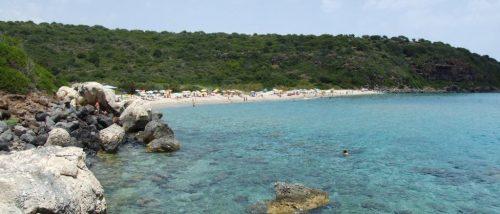 Spiaggia di Cala Cartoe