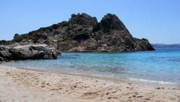 Spiaggia Cala Corsara - Spargi - Maddalena - Sardegna