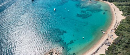 Spiaggia Cala di Volpe - Porto Cervo - Sardegna