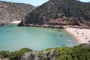 Spiaggia Cala Domestica - Buggerru - Sardegna