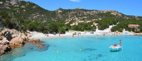 Spiaggia di Cala Granara - Spargi - Maddalena - Sardegna