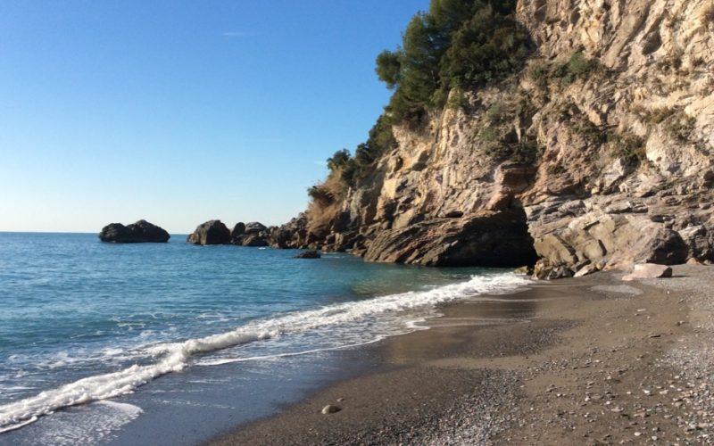 Spiaggia Cala Marola, La Spezia