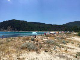 Spiaggia Cala Pira, Castiadas