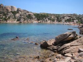Spiaggia di Cala Spalmatore - Arcipelago La Maddalena