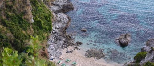 Spiaggia Calispera