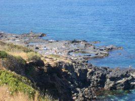 Spiaggia Campobello Pantelleria