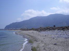 Spiaggia Capaci - Palermo - Sicilia