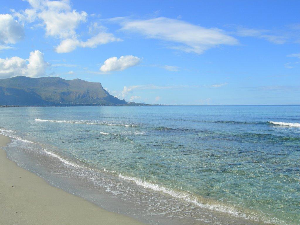 Spiaggia di Capaci