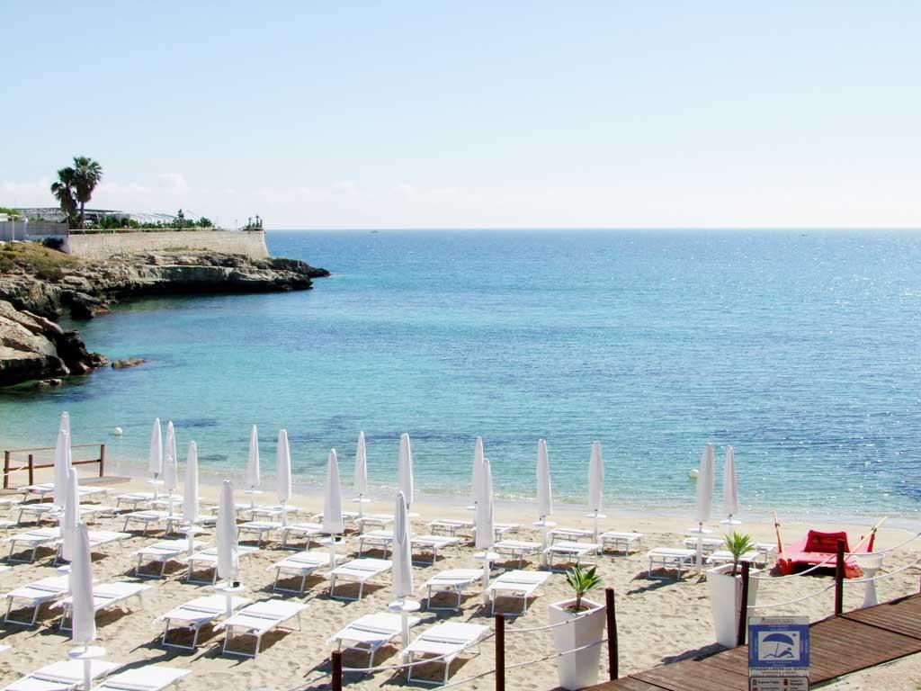 Matrimonio Spiaggia Monopoli : Spiaggia di capitolo monopoli trovaspiagge il