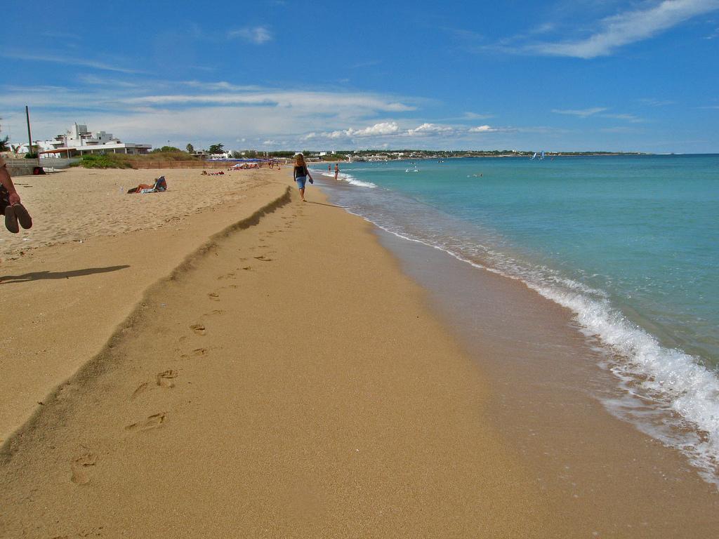 Spiaggia di capitolo monopoli il for Costo dell ascensore della casa sulla spiaggia