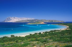 Spiaggia Capo Coda Cavallo - San Teodoro