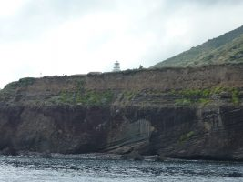Spiaggia Capo Faro - Isola di Salina - Eolie - Sicilia