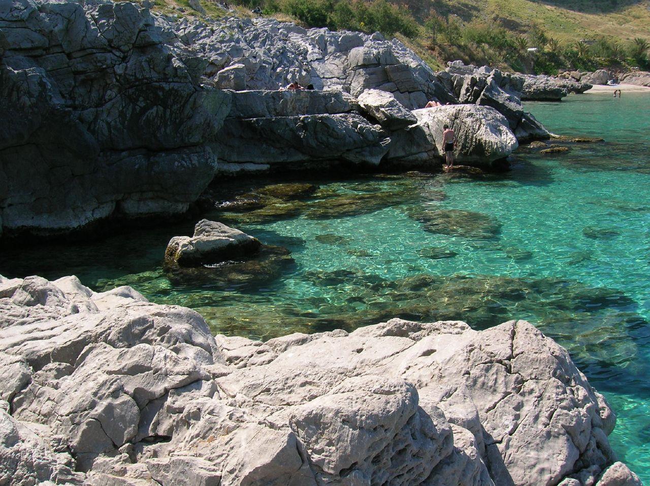 Spiaggia di Capo Gallo