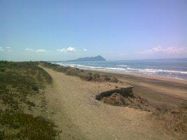Spiaggia Capo Portiere - Latina