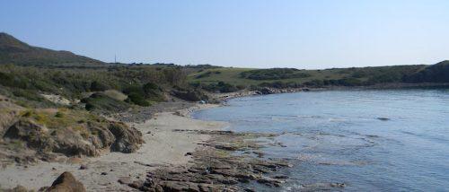 Spiaggia Capo Sperone - Sant'Antioco