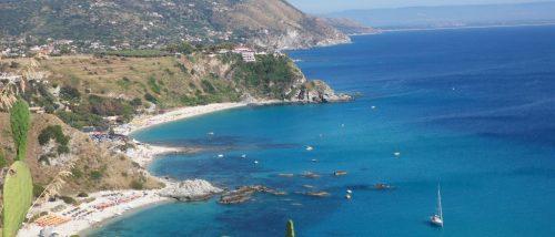 Spiaggia Capo Vaticano - Vibo Valentia - Grotticelle