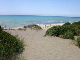 Spiaggia Capocotta - Roma