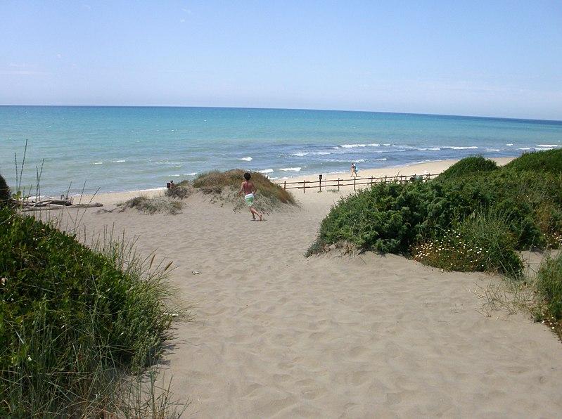 Spiaggia di Capocotta