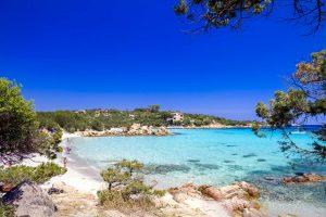 Spiaggia Capriccioli - Costa Smeralda - Sardegna