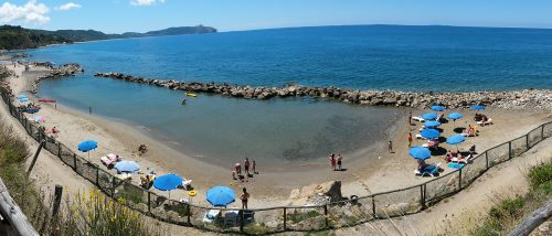 Spiaggia di Caprioli