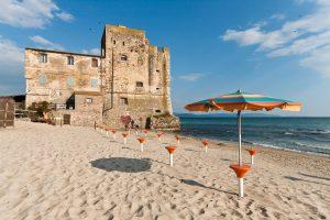 Spiaggia Carbonifera - Torre Mozza