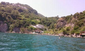 Spiaggia di Cartaromana - Ischia