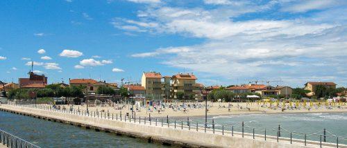 Spiaggia di Casalborsetti