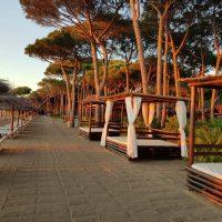 Spiaggia Casetta Civinini, Castiglione della Pescaia