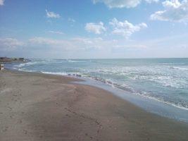 Spiaggia Lido di Castel Fusano - Ostia - Lazio