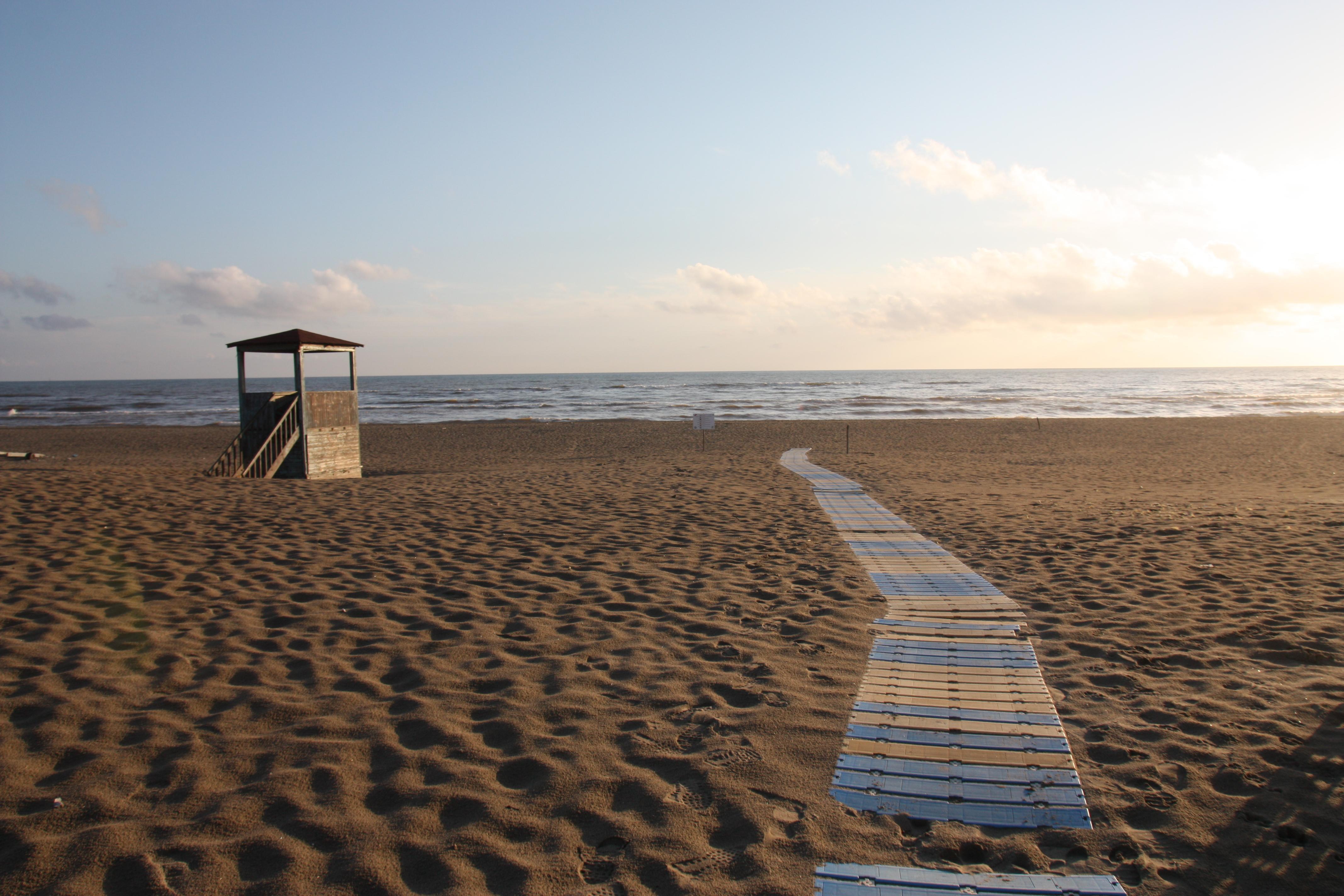 Spiaggia Castel Porziano - Roma - Lazio
