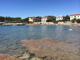 Spiaggia Castiglioncello, Toscana