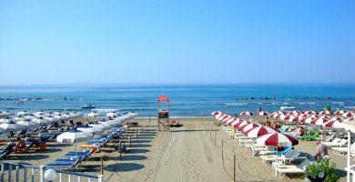 Spiaggia di Castiglione della Pescaia, Maremma, Toscana
